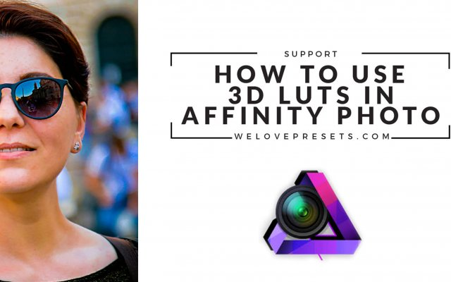 affinity photo luts