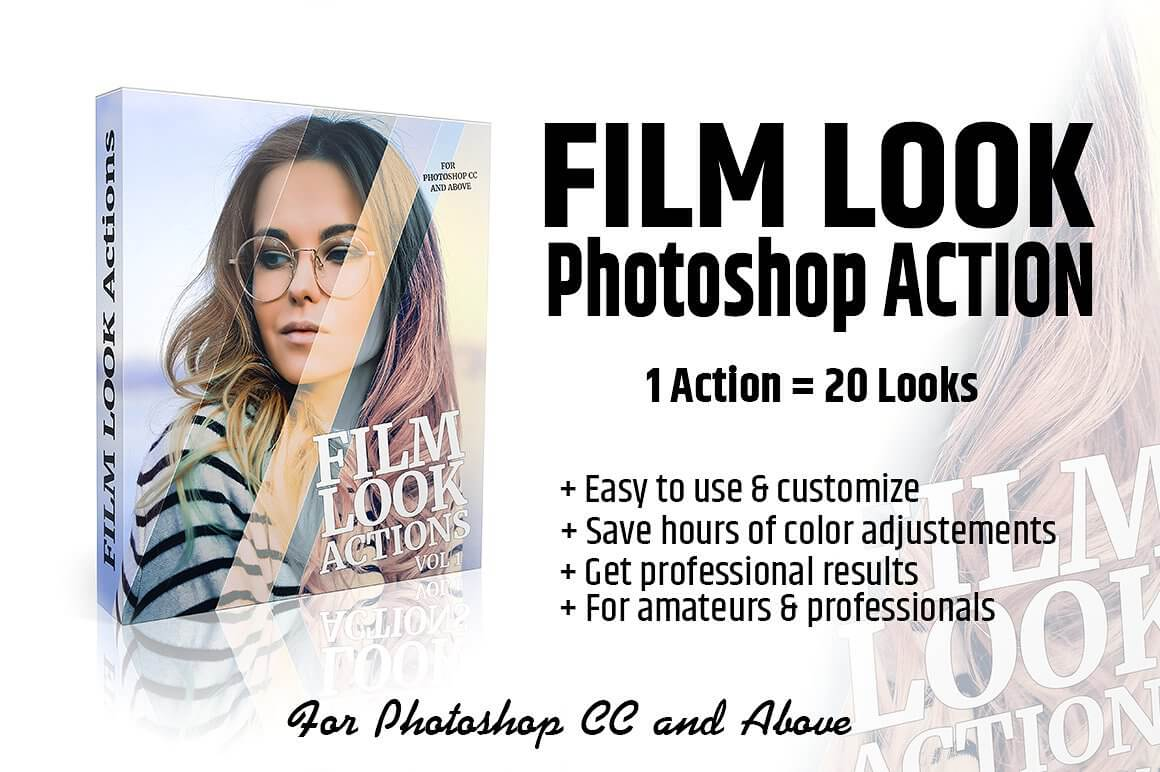 Film Look Action Presets For Photographers Film Makers